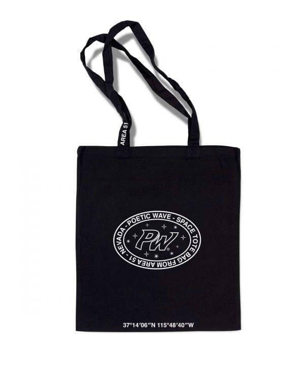 Space 51 tote bag